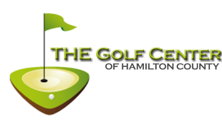 The Golf Center of Hamilton County logo