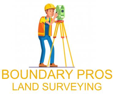 Boundary Pros Land Surveying logo