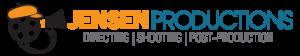 Jensen Productions logo