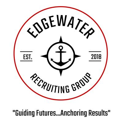 Edgewater Recruiting Group logo