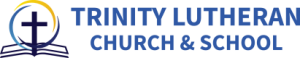 Trinity Lutheran Church & School logo